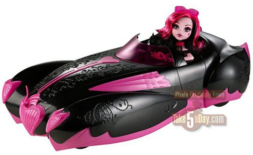 Les nouveautés Monster High 2012 ;)