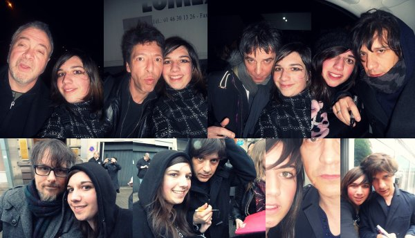 I want to see you ... ♥ Indochine ♥