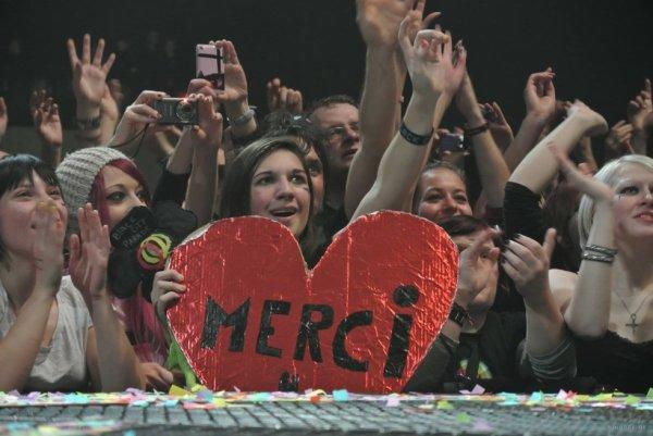 Comme une si belle vie un rêve qui dansera ... 18.12.2013 19.12.2013 2 concerts qui resteront gravé ♥