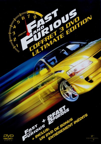 Fast And Furious Ultimate Edition