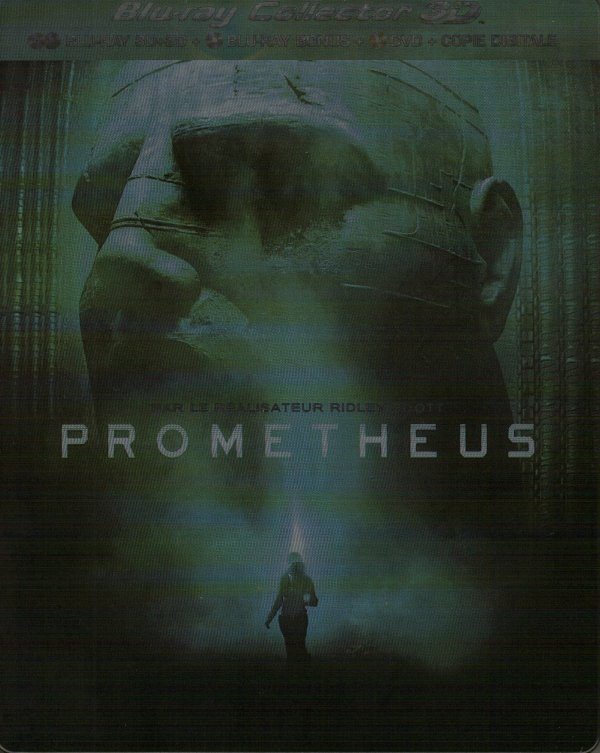 PROMETHEUS (steelbook)
