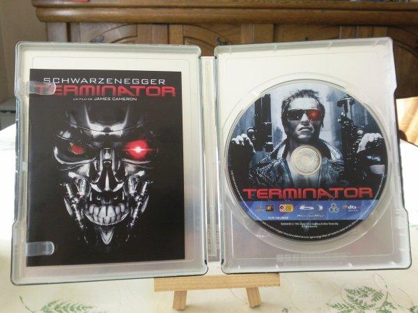 TERMINATOR  (steelbook)