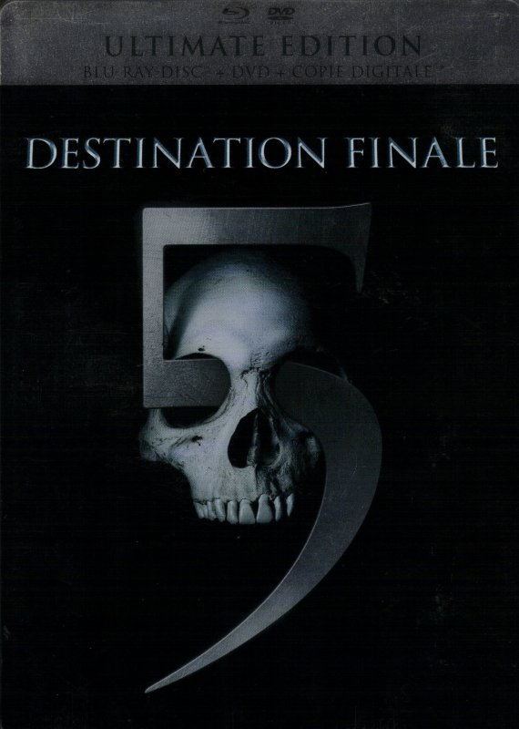 Destination Finale 5 (steelbook)