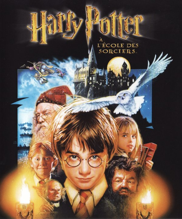 Harry Potter A L'école Des Sorciers