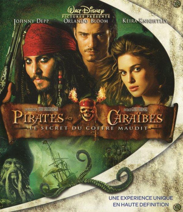 Pirates Des Caraibes Le Secret Du Coffre Maudit