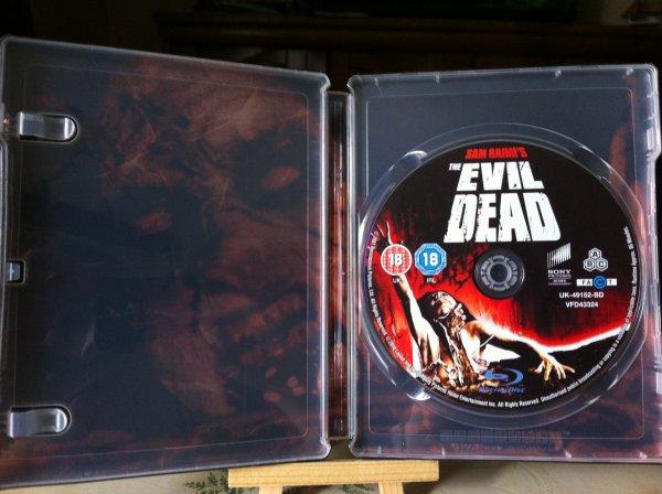 The Evil Dead (steelbook)