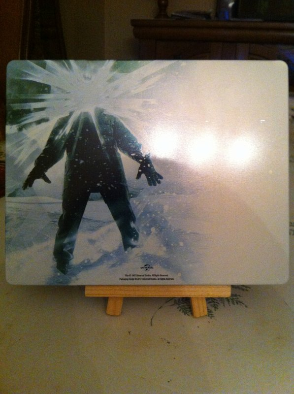 The Thing (1982) (steelbook)