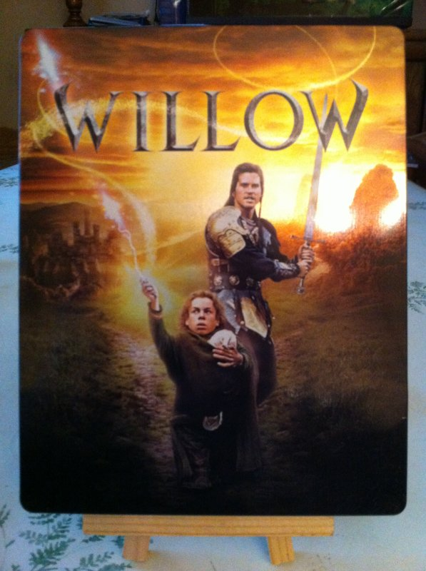 Willow (steelbook)