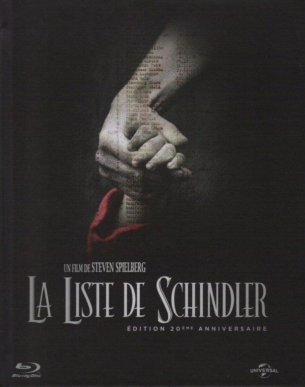 La Liste De Schindler édition 20éme anniversaire