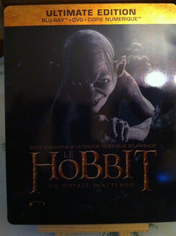 Le Hobbit : Un Voyage Inattendu (steelbook)