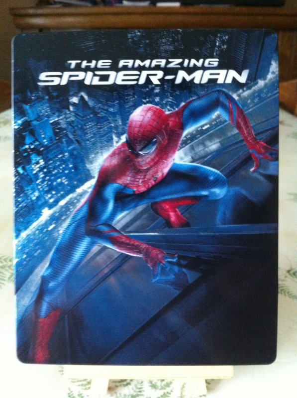 The Amazing Spider-Man (steelbbok)