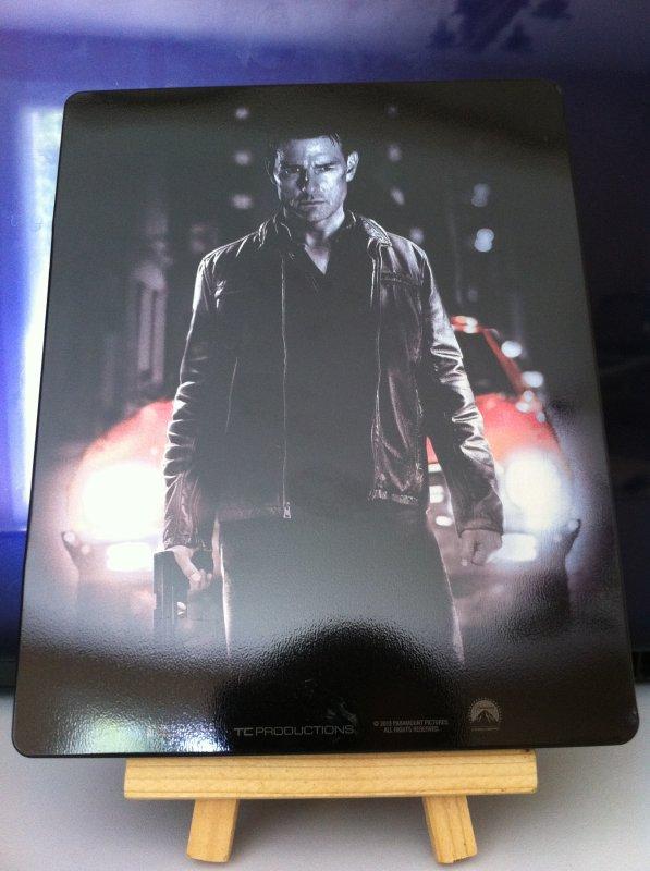 Jack Reacher (steelbook)