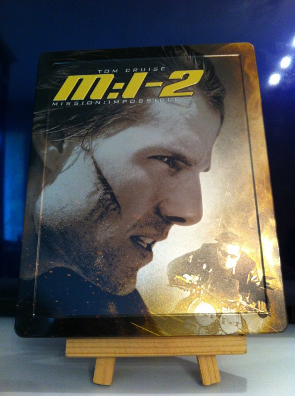 Mission Impossible 2 (steelbook)
