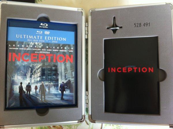 Inception (édition collector limitée)