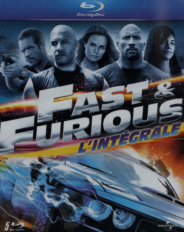 Fast And Furious L'Integrale
