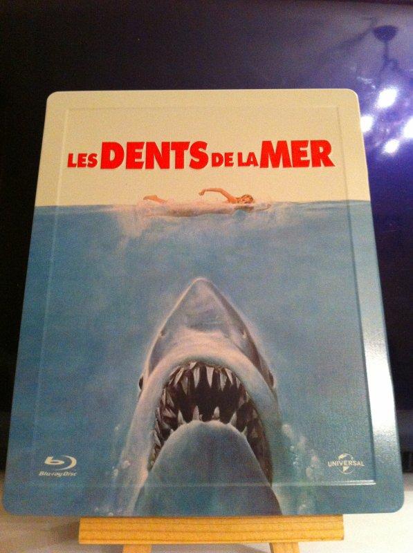 Les Dents De La Mer (steelbook)