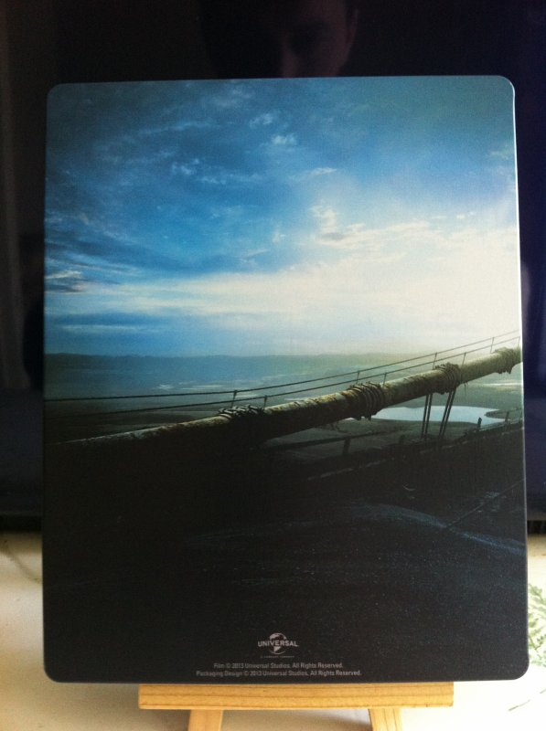 Oblivion (Steelbook)