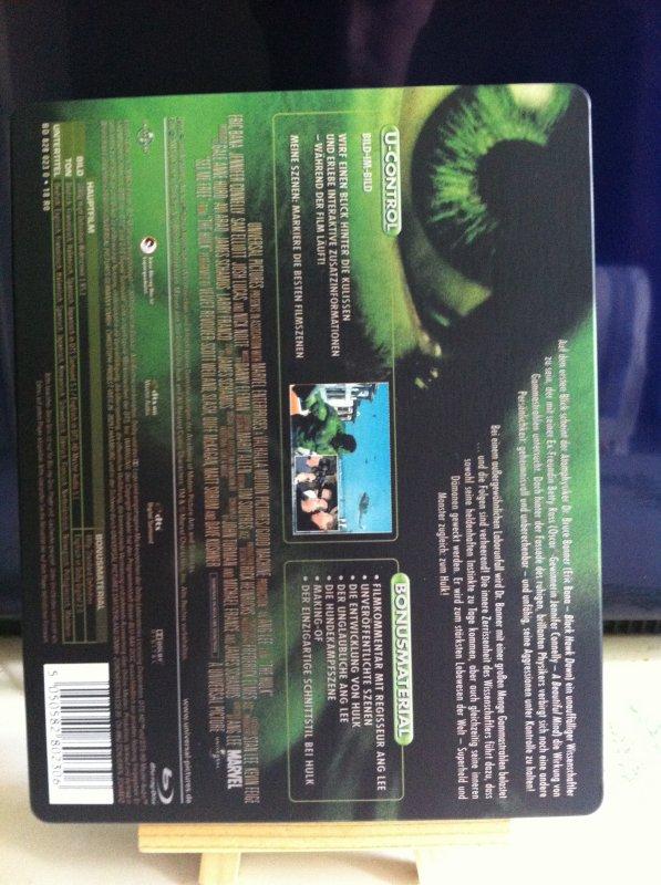 Hulk (steelbook)