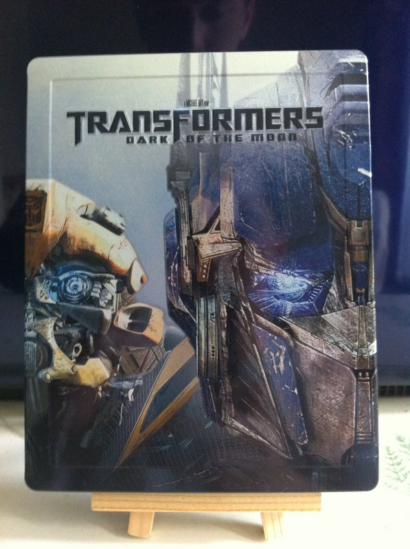 Transformers : Dark Of The Moon (steelbook)