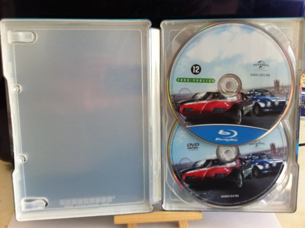 Fast & Furious 6 (Steelbook)