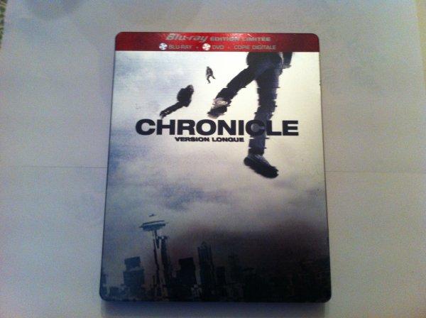 Chronicle (Steelbook)