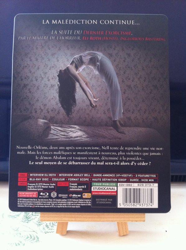 Le Dernier Exorcisme 2 (steelbook)