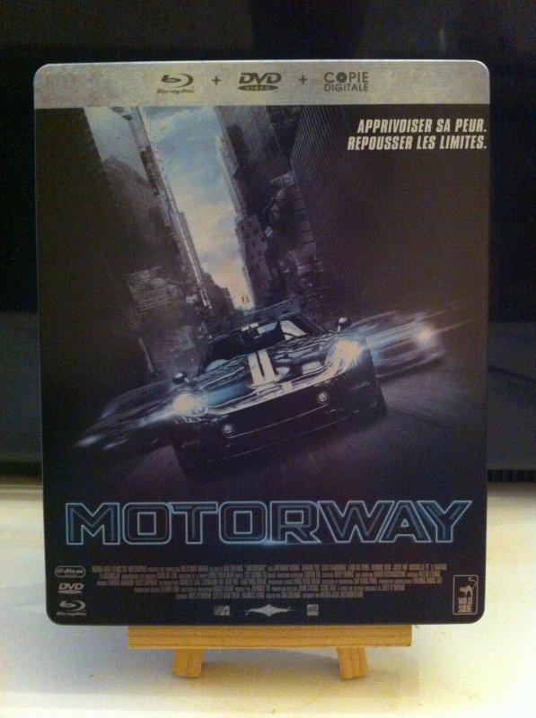 Motorway (steelbook)