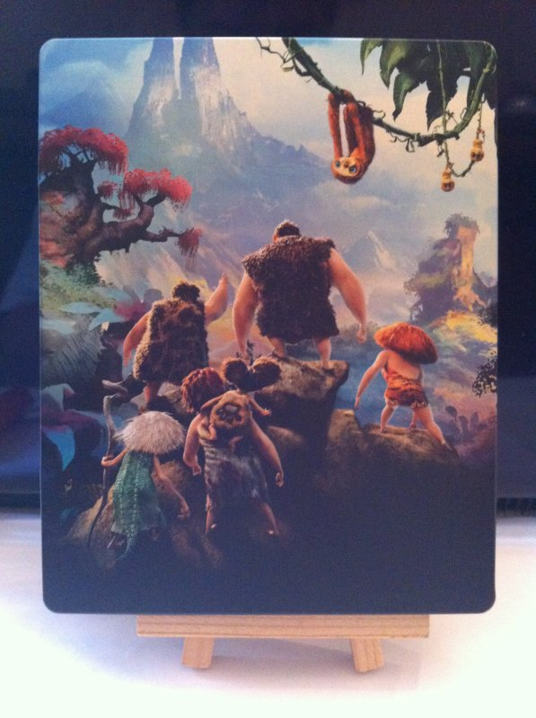 Les Croods 3D (steelbook)