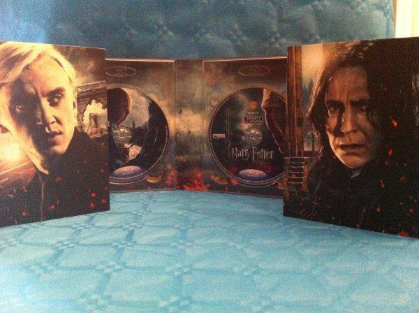 Harry Potter Et Les Reliques De La Mort Partie 1 et 2 (2D et 3D)