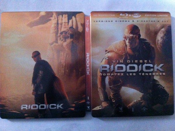 Riddick (steelbook)