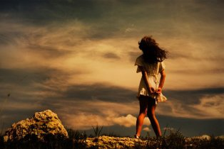 102. Je suis ce que je suis, malgré les faiblesses je me relève sans cesse.