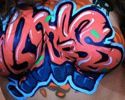 Graffiti Victims