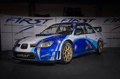 voila sa voiture pour cette nouvelle année 2013