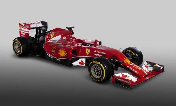 nouvelle f1 2014