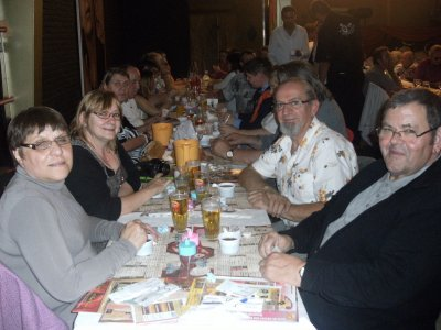 """repas dansant  """"Richard coeur de lion"""" le 17/09/2011"""
