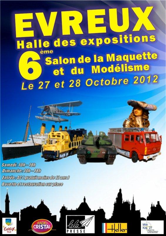 Expo Evreux 2012