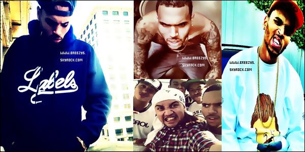 """. """"Breezys"""" : -DécouvreDes Nouvelles PhotosDe Chris Sur Des Compte Instagram...! Kevin """"Kmac""""Mccall Le Commencera Sa Nouvelle Video """"NAKED"""" et Sera Dirigée Par """"Chris Brown"""".. ."""