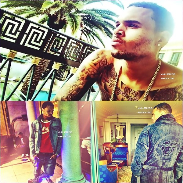 ". ""Breezys"" : - Chris Brown arrive à l'aéroport de Sydney Pour ""SUPAFEST 2012""!!. Chris A Poster Des Photos Sur Son Compte Instagram Via Twitter !!!!.....  ."