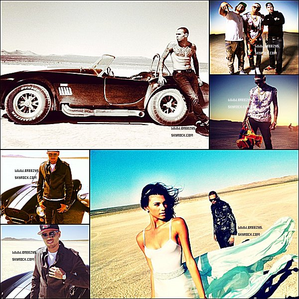 ". ♦ Breezys : -  Chris Brown Sur Le Tournage de ""Don't Wake Me Up"". ♥ Top ou Flop ? ""Right by my side"" en exclu !  ."