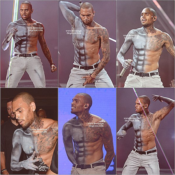 . ♦ #Breezys : - Chris Brown Perform au #BetAwards .  .