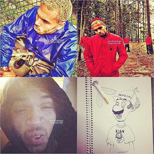 """. ♦ #Breezys:-""""Teaser""""Put It Down"""". +Voici La Ligne de vêtementsDe Chris Brown """"Mechanical Dummy"""" .  ."""