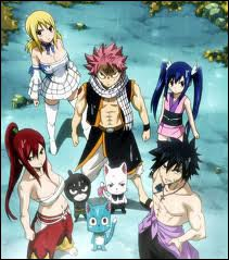 Fairy Tail OST 4 Fairy Tail theme tenrou  (2013)