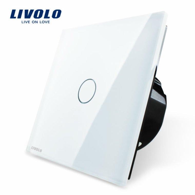 INTERRUPTEUR LIVOLO, VA ET VIENT LIVOLO, TACTILES C7
