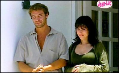 Jeanne & Nicolas dans les vacances de l'amour