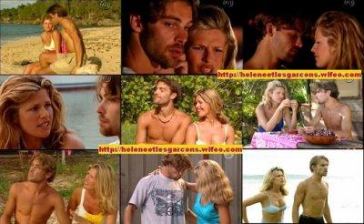 Linda & Nicolas dans les vacances de l'amour