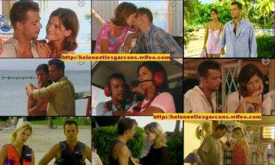 Laly & Stéphane dans les vacances de l'amour
