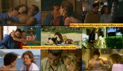 Johanna & José dans les vacances de l'amour