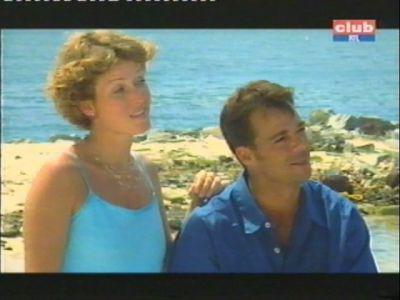 Cynthia & Stéphane dans les vacances de l'amour