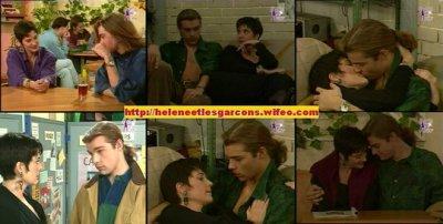 Arielle & Nicolas dans Hélène et les garçons