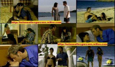 Eve & Jimmy dans les vacances de l'amour